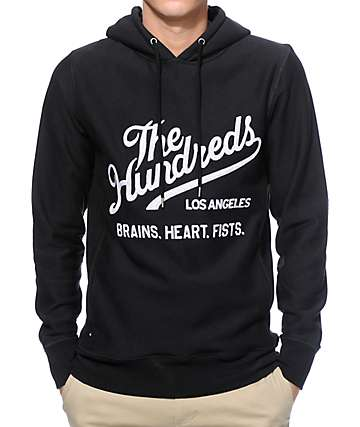 The Hundreds Tradition Hoodie
