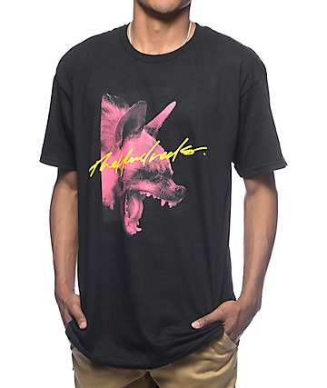 The Hundreds Warhol Black T-Shirt