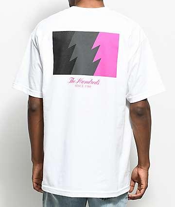 The Hundreds Wildfire camiseta blanca
