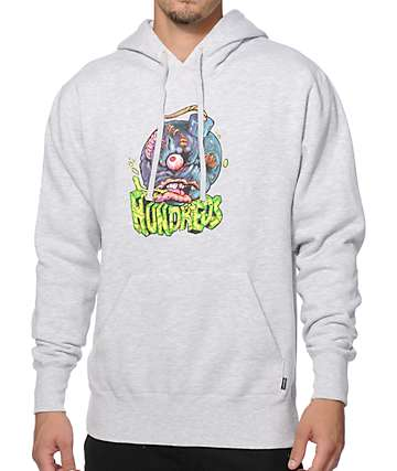 The Hundreds Zombie Adam Hoodie