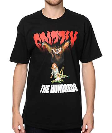 The Hundreds x Grizzly Bear Woods T-Shirt