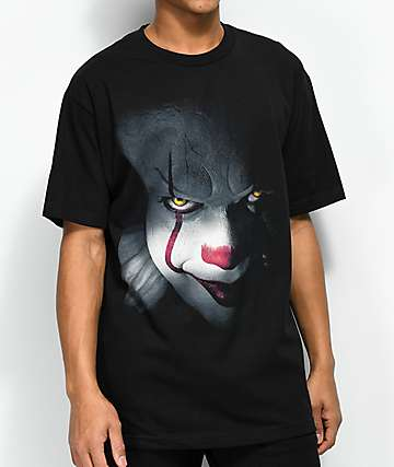 The Hundreds x IT Pennywise Black T-Shirt