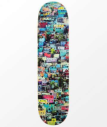 "The Killing Floor Chapin Slums 7.8"" Skateboard Deck"