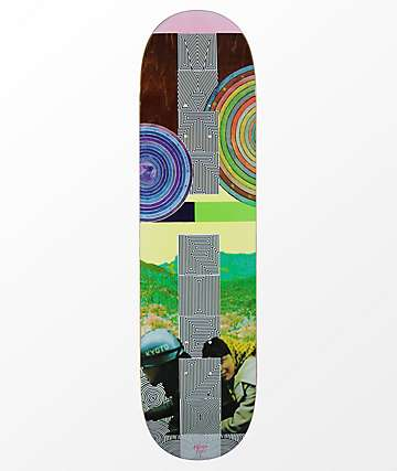 "The Killing Floor Field Cycle 8.0"" Skateboard Deck"