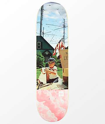 "The Killing Floor Haarp 8.5"" Skateboard Deck"