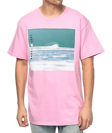 The Lost & Found Collection Peak Pink T-Shirt