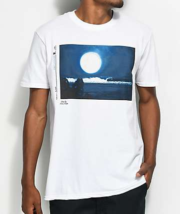 The Lost & Found Gland White T-Shirt
