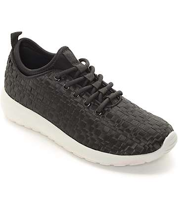 The People S Movement Cardiff Grey Webbed Womens Shoes