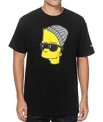 The Simpsons x Neff El Barto T-Shirt