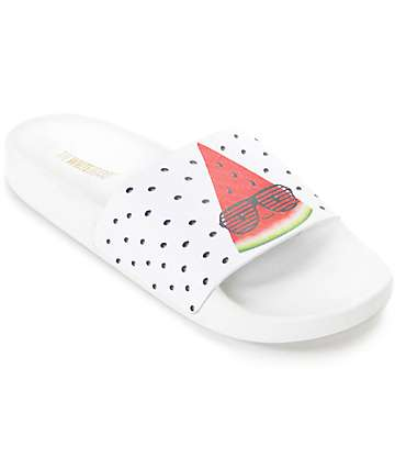 The White Brand Afterwater Slide Women's Sandals