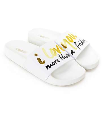 TheWhiteBrand Friday Slide Women's Sandals