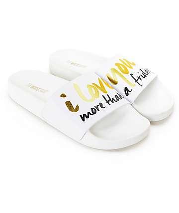 TheWhiteBrand Friday Slide Women's Sandals