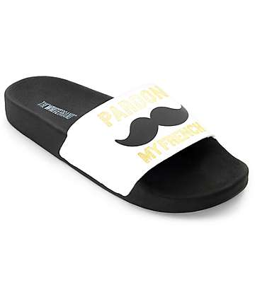 TheWhiteBrand Pardon Slide Women's Sandals