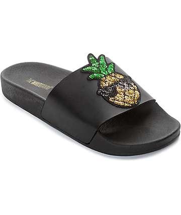 TheWhiteBrand Pineapple Patch sandalias