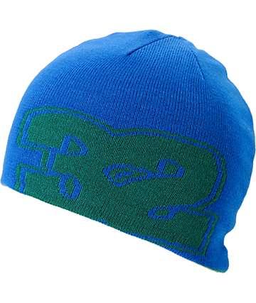 ThirtyTwo Brose II Reversable Blue Beanie