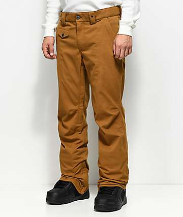 ThirtyTwo Essex Chino Copper 10K Snowboard Pants