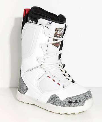 ThirtyTwo Light White Walker Snowboard Boots