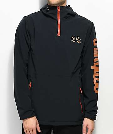 ThirtyTwo Stack 4TS Black Anorak