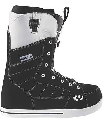 Thirtytwo 86ft Grenier Black Men's Snowboard Boots