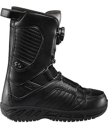 Thirtytwo BOA Black Kid's Snowboard Boots