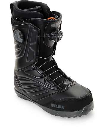 Thirtytwo Binary Boa botas de snowboard en negro