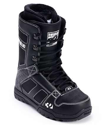 Thirtytwo Exus Black Men's Snowboard Boots