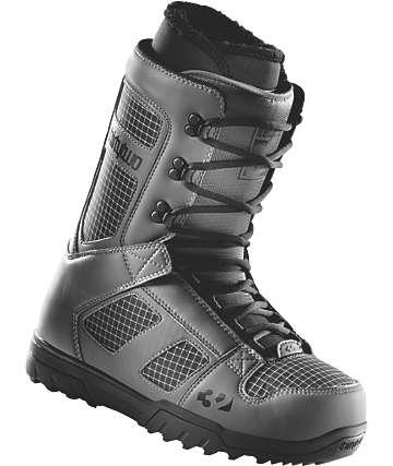 Thirtytwo Exus Grey Men's Snowboard Boots