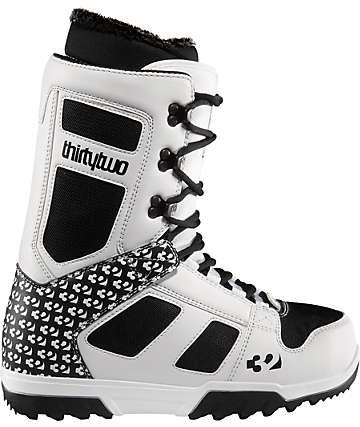 Thirtytwo Exus White Men's Snowboard Boots