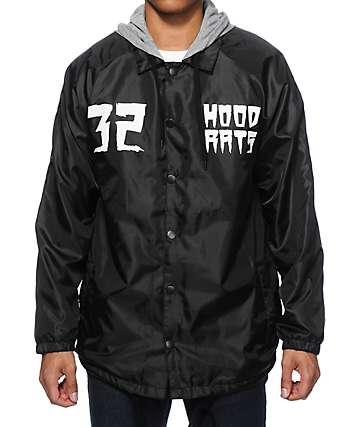 Thirtytwo Hood Rats Hooded Coach Jacket