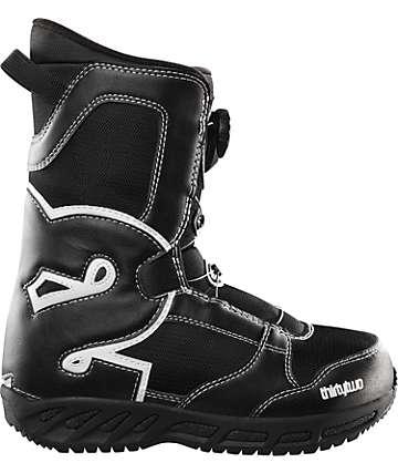 Thirtytwo Kid's Boa Black Kid's Snowboard Boots
