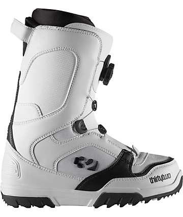 Thirtytwo STW Boa White Snowboard Boots