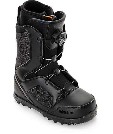 Thirtytwo STW Boa botas de snowboard para mujer en negro
