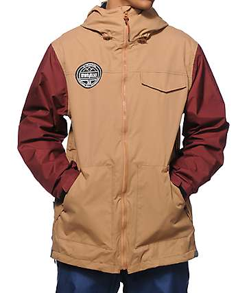 Thirtytwo Sesh 10K Snowboard Jacket