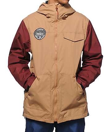 Thirtytwo Sesh 10K chaqueta de snowboard