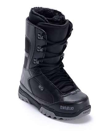 Thirtytwo Summit Black Snowboard Boot