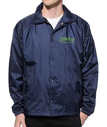 Thrasher Circuit Goat Coach Jacket