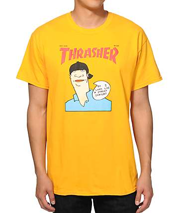 Thrasher Gonz Cover T-Shirt