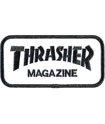 Thrasher Mag Logo parche