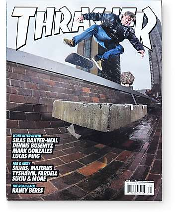 Thrasher Magazine June 2016
