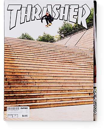 Thrasher Magazine March 2016 Issue