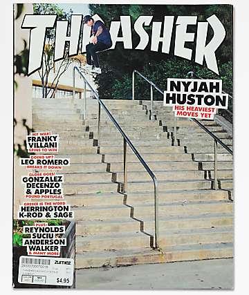 Thrasher Magazine March 2018
