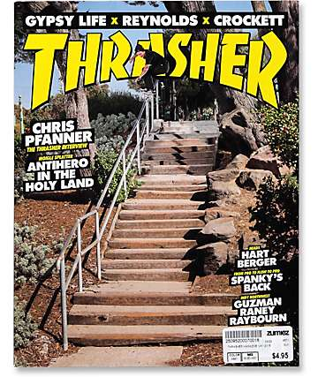 Thrasher Magazine May 2015