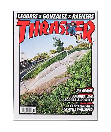 Thrasher Magazine November 2014