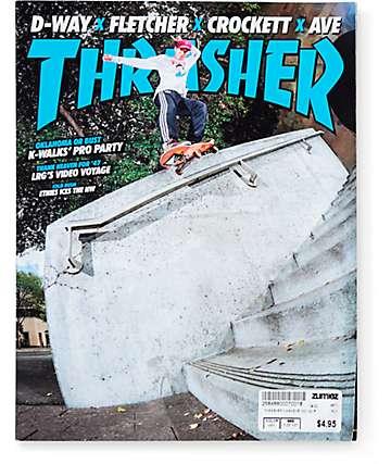 Thrasher Magazine November 2015 Issue