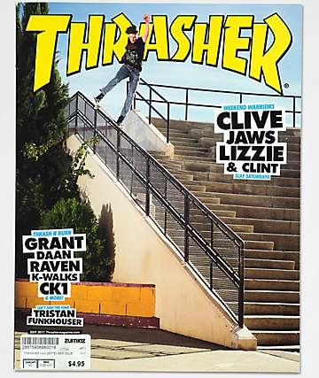 Thrasher Magazine September 2017