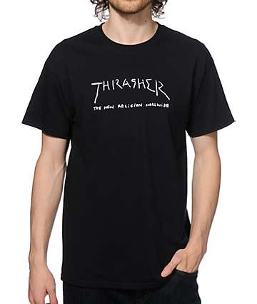 Thrasher New Religion camiseta