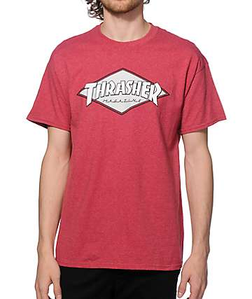 Thrasher OG Diamond T-Shirt