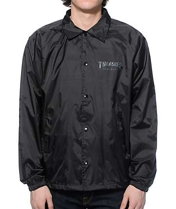 Thrasher Skate And Destroy Coach Jacket