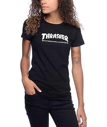 Thrasher Skate Mag Logo T-Shirt
