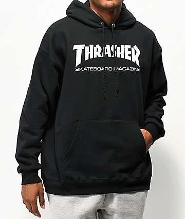 Thrasher Skate Mag sudadera con capucha